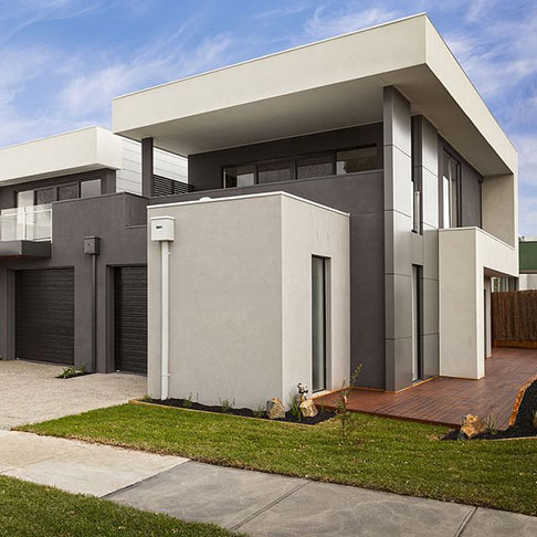 Townhouse Construction Northcote
